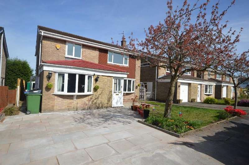4 Bedrooms Semi Detached House for sale in 8 Wasdale Drive, Gatley, SK8