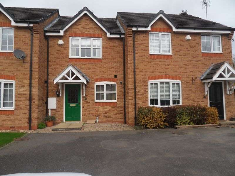 2 Bedrooms Mews House for sale in Flatts Close, Ibstock