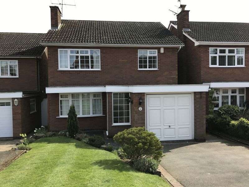 3 Bedrooms Detached House for sale in Woodstock Close, Burbage