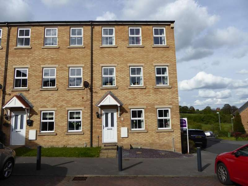 4 Bedrooms Town House for sale in Bramble Square, East Ardsley