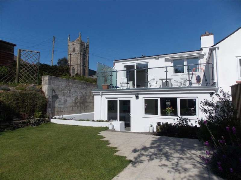 3 Bedrooms End Of Terrace House for sale in Phillack Hill, Phillack, Hayle