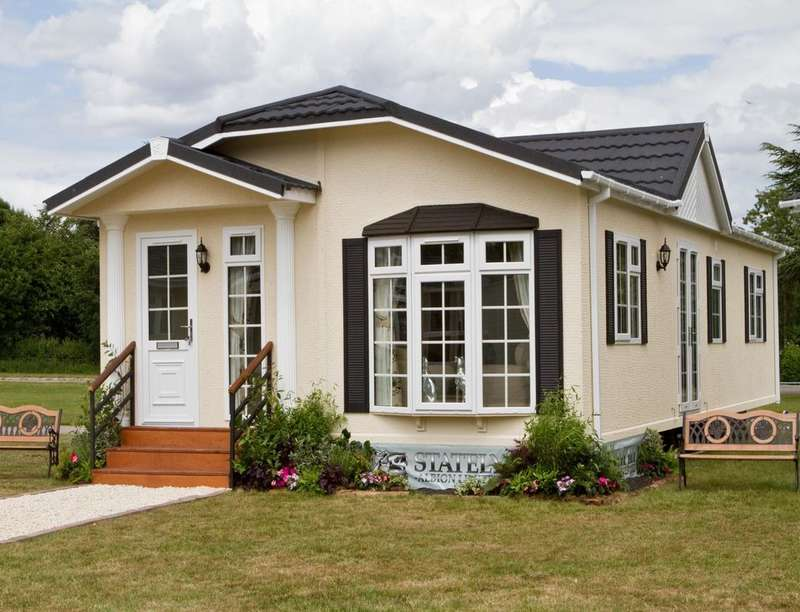 2 Bedrooms Detached Bungalow for sale in Badminton Marlee Loch, Kinloch, Blairgowrie, PH10