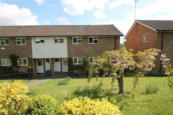 2 Bedrooms Maisonette Flat for sale in Drive Mead