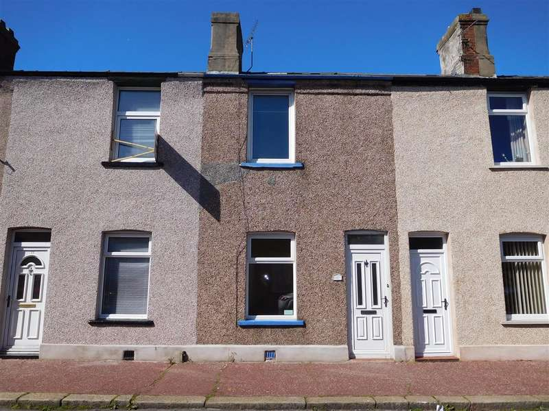2 Bedrooms Terraced House for sale in Telford Street, BARROW-IN-FURNESS
