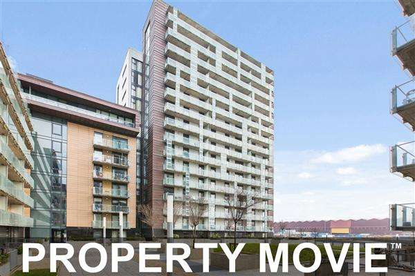 2 Bedrooms Flat for sale in 0/2 16 Castlebank Place, Glasgow Harbour, Glasgow, G11 6BX