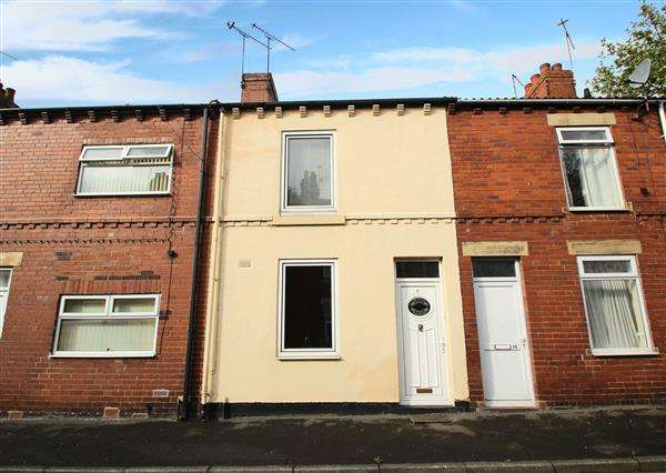 3 Bedrooms Terraced House for sale in Pontefract Terrace, Hemsworth