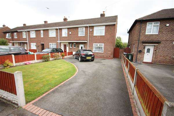 3 Bedrooms End Of Terrace House for sale in Pooltown Road, Ellesmere Port