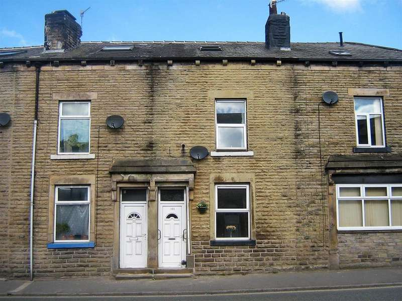 2 Bedrooms Terraced House for sale in Halifax Road, Todmorden