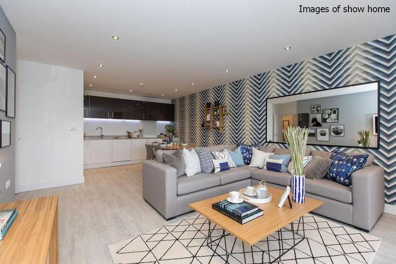 1 Bedroom Flat for sale in Alto, Sylvan Hill, Crystal Palace, SE19