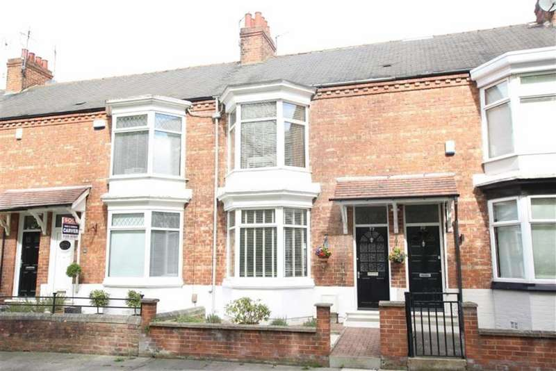 3 Bedrooms Terraced House for sale in Willow Road, Darlington