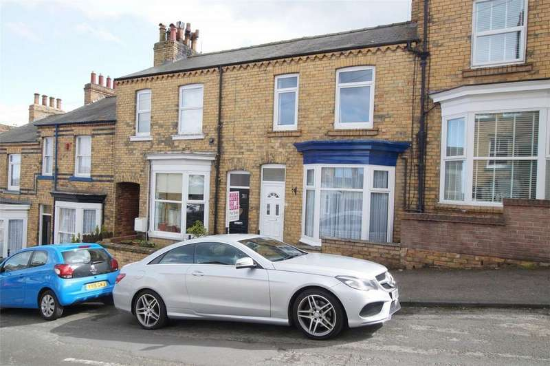 3 Bedrooms Terraced House for sale in Highfield, Scarborough