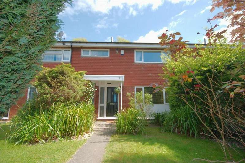 3 Bedrooms Terraced House for sale in Wilmcote Drive, Four Oaks, Sutton Coldfield, West Midlands