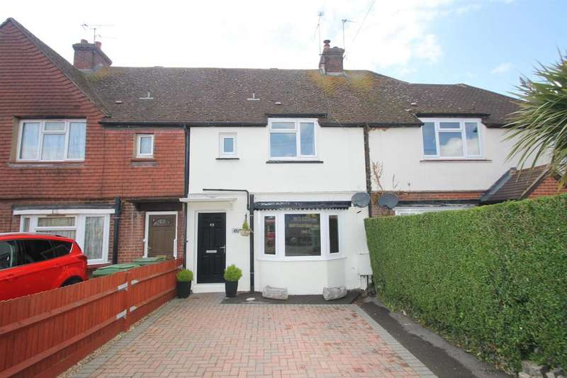 3 Bedrooms Terraced House for sale in Lushington Road, Maidstone