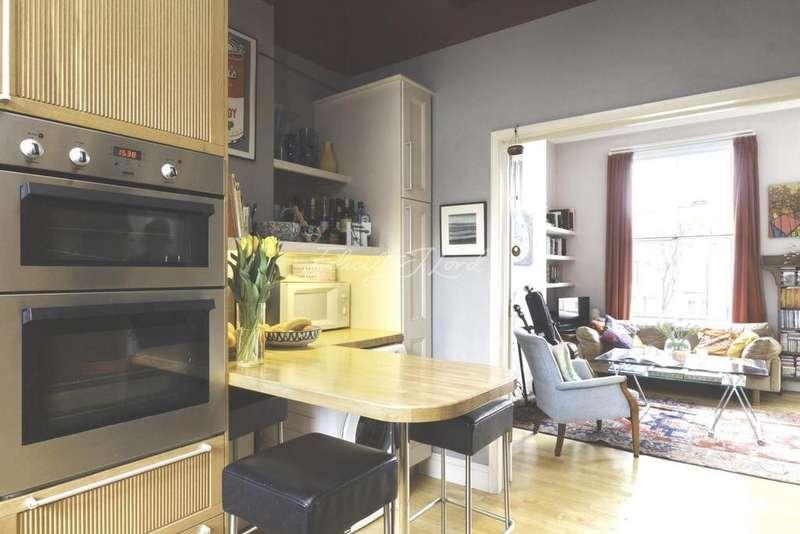 2 Bedrooms Flat for sale in Jackson Road, Islington, N7