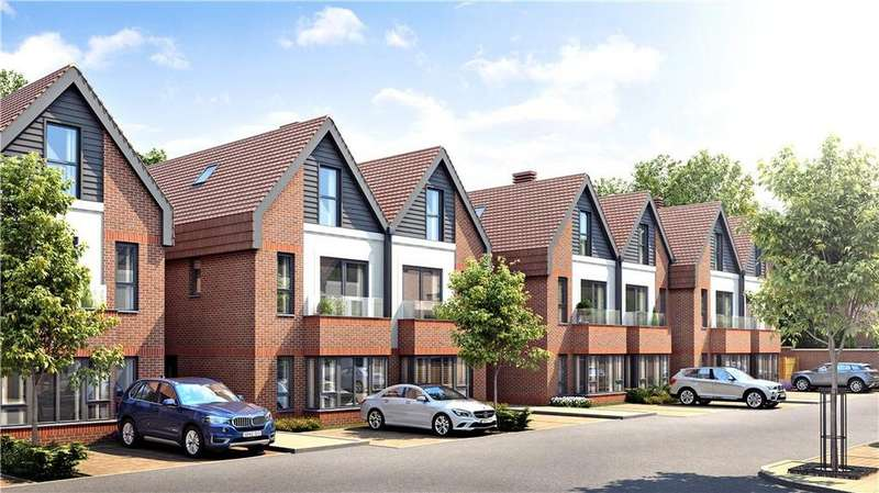3 Bedrooms Residential Development Commercial for sale in Catherine's Walk, Chestnut Avenue, Guildford, GU2