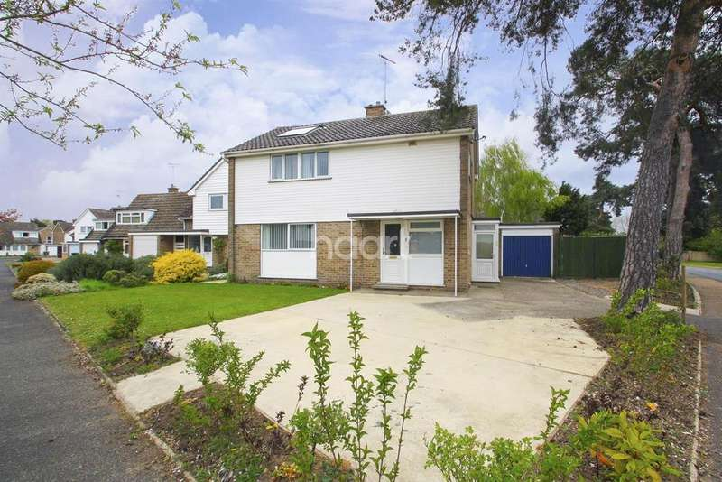 4 Bedrooms Detached House for sale in Nunsgate, Thetford
