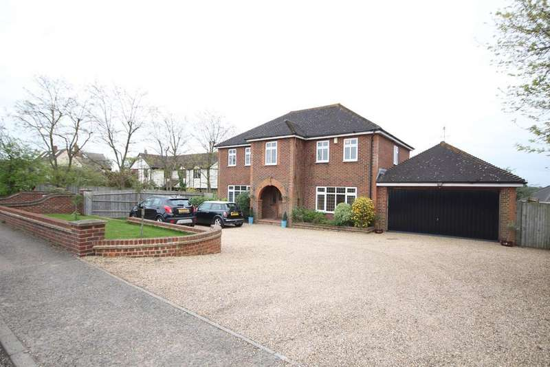 5 Bedrooms Detached House for sale in Shefford Road, Meppershall, Shefford, SG17