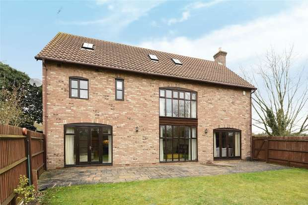 6 Bedrooms Semi Detached House for sale in Owlswick, Wilden, Bedford