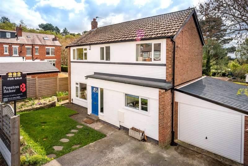 4 Bedrooms Detached House for sale in Lidgett Grove, Leeds, West Yorkshire, LS8