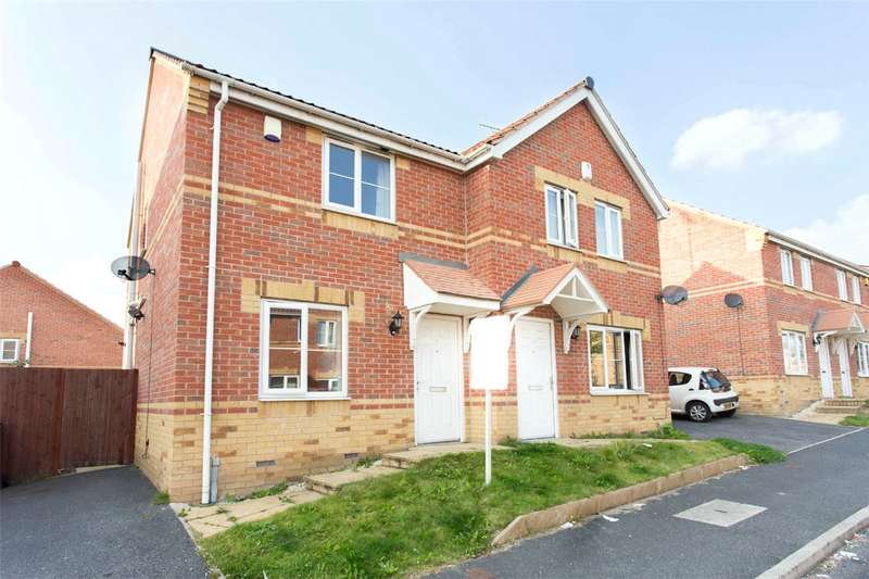 2 Bedrooms Semi Detached House for sale in Primo Place, Leeds, West Yorkshire, LS8