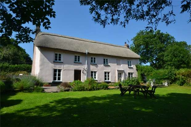 4 Bedrooms Cottage House for sale in Yeoland Lane, SWIMBRIDGE, Barnstaple