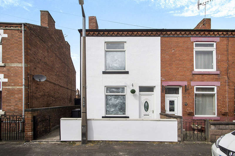 2 Bedrooms Semi Detached House for sale in Shakespeare Street, Long Eaton, Nottingham, NG10