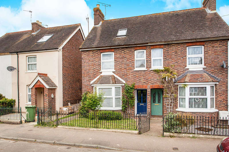 3 Bedrooms Semi Detached House for sale in Mount Pleasant, Paddock Wood, TN12