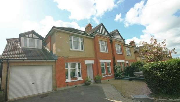 5 Bedrooms Semi Detached House for sale in LOWER PARKSTONE, Dorset