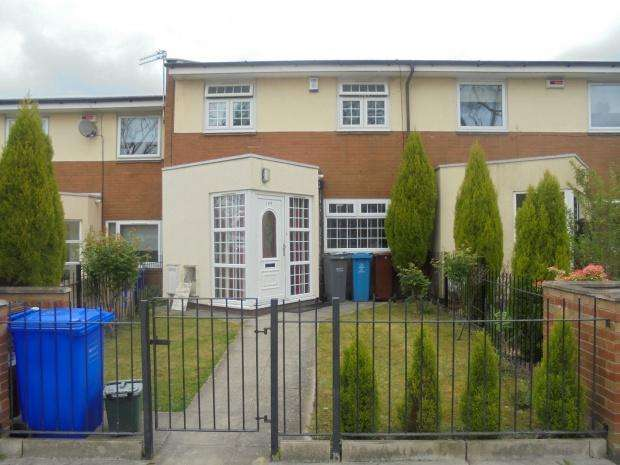 3 Bedrooms Semi Detached House for sale in Plymouth Grove, Manchester, M13