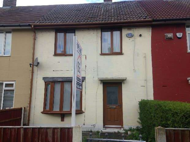 2 Bedrooms Terraced House for sale in Rudley Walk , Liverpool