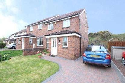 3 Bedrooms Detached House for sale in Jacobite Place, Bellshill, North Lanarkshire