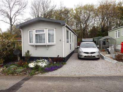 2 Bedrooms Mobile Home for sale in Craigholme House Park, Crag Bank Road, Carnforth, Lancashire, LA5