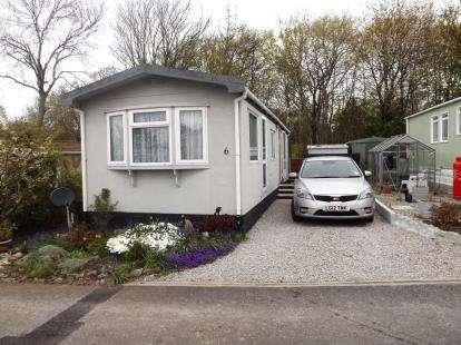 2 Bedrooms Mobile Home for sale in Craigholme House Park, Crag Bank Road, Carnforth, Lancashire, LA5