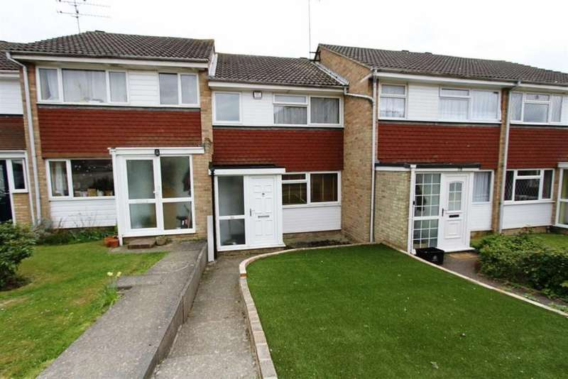3 Bedrooms Terraced House for sale in The Swallows, Billericay, Essex, CM11 2PJ