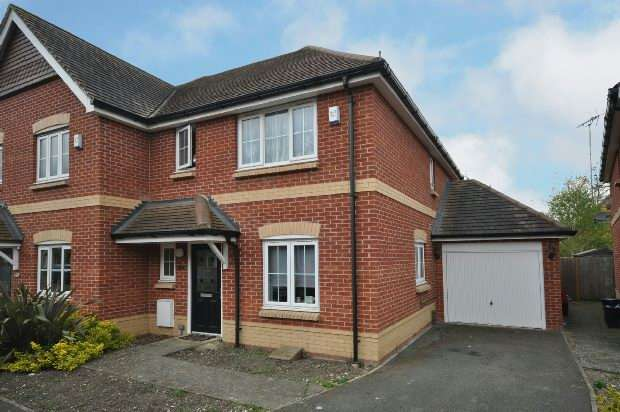 3 Bedrooms Semi Detached House for sale in Mays Close, Earley, Reading