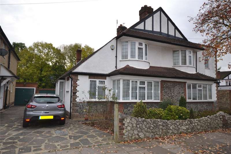 2 Bedrooms Semi Detached House for sale in Great Bushey Drive, London, N20