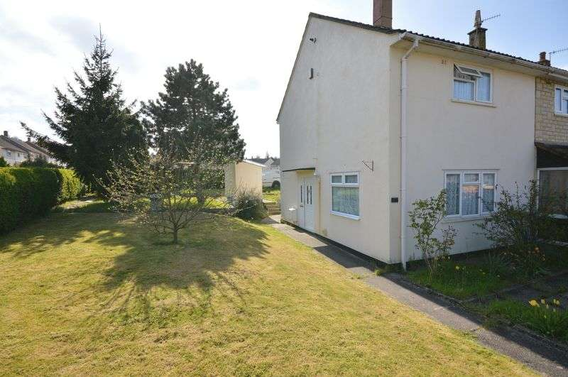 2 Bedrooms Terraced House for sale in Fair Furlong, Bristol