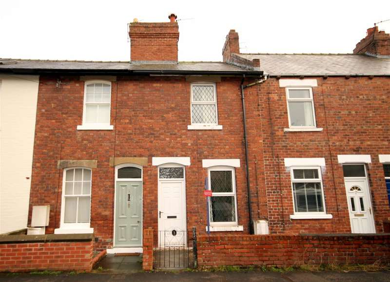 2 Bedrooms Terraced House for sale in Railway View, Dringhouses, York, YO24 2HS