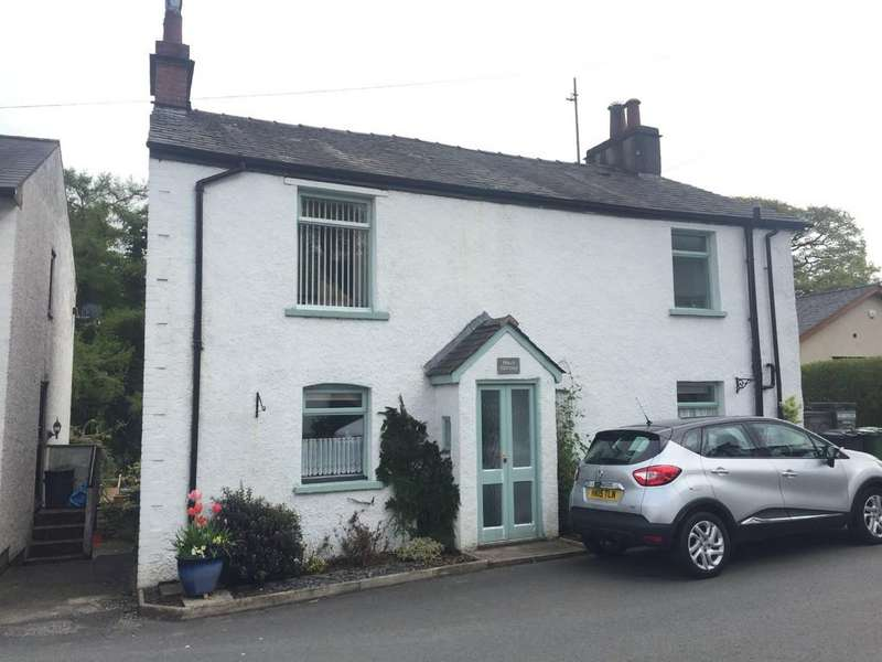 3 Bedrooms Cottage House for sale in Holly Cottage, Penny Bridge, Ulverston