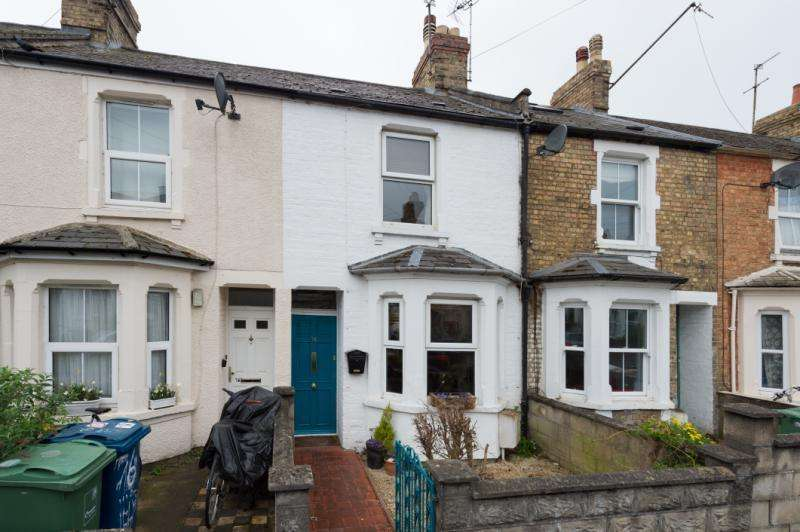 2 Bedrooms Terraced House for sale in Hurst Street, Oxford, Oxfordshire
