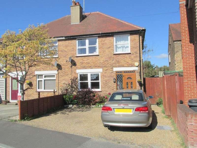 3 Bedrooms Semi Detached House for sale in Mead Lane, Bognor Regis, West Sussex, PO22 8AP