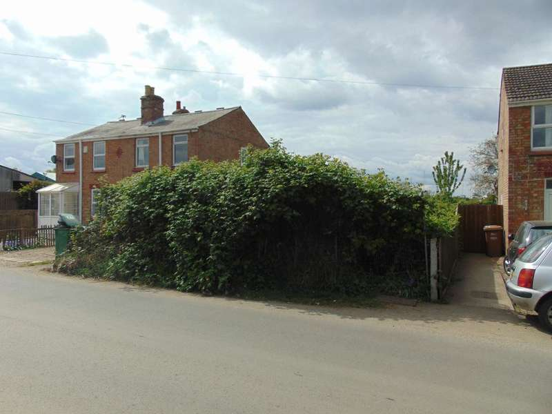 3 Bedrooms Land Commercial for sale in Osbourne Road, Wisbech, Cambs, PE13 3JP