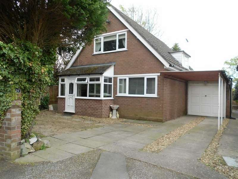 3 Bedrooms Property for sale in Ashcroft Avenue, Shavington, Crewe, Cheshire