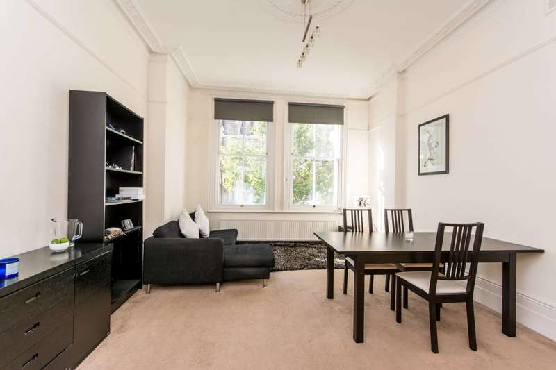 2 Bedrooms Flat for sale in Gwendwr Road, West Kensington, W14