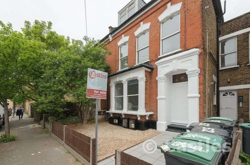 2 Bedrooms Flat for sale in Pembury Road N17