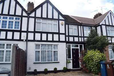 3 Bedrooms Terraced House for sale in Talbot Road, Harrow Weald