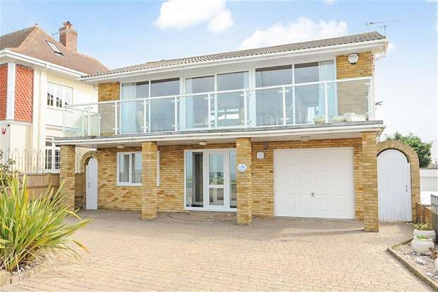 3 Bedrooms Detached House for sale in Marine Parade, Tankerton, Whitstable
