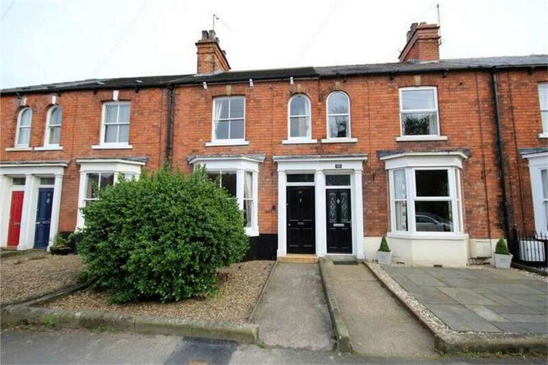 2 Bedrooms Terraced House for sale in 90 Norwood, BEVERLEY, East Riding of Yorkshire