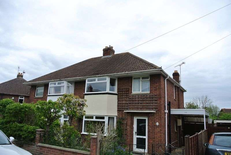 3 Bedrooms Semi Detached House for sale in Melville Road, Churchdown, Gloucester