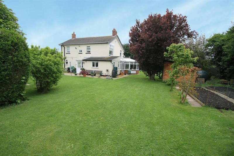 3 Bedrooms Detached House for sale in Milestone, West End, Hogsthorpe, Lincolnshire
